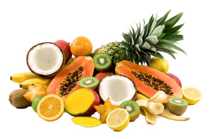 Natural Fresh Fruit Pedicures